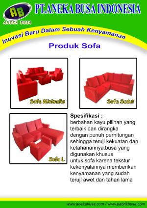 Produk sofa