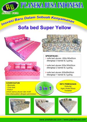 prduk kasur Sofa Bed